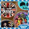 30 x THE BEATLES PREMIUM QUALITY CUPCAKE TOPPERS EDIBLE RICE WAFER PAPER 128