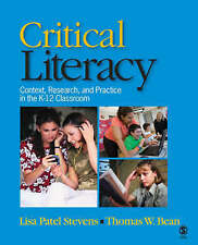 USED (GD) Critical Literacy: Context, Research, and Practice in the K-12 Classro