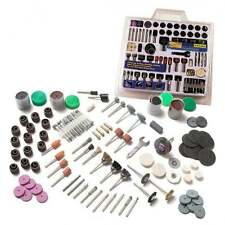 Rotary Tool Accessory Kit 216 pc DYNATEC 123402 Set Fits Dremel 216 Piece DIY