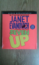 SEVEN UP by Janet Evanovich CD Audio Book (3 discs) - Sealed