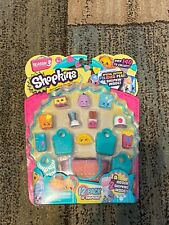 SHOPKINS Season 3 12 Pack - Brand New
