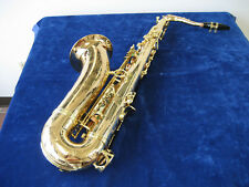 NEW CHATEAU PROFESSIONAL MODEL VCH-T800L CTS-80GL TENOR SAXOPHONE