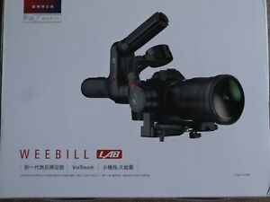 zhiyun weebill Lab gimbal fully functional excellent condition A++++