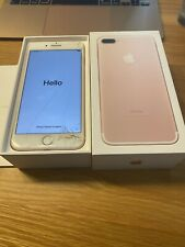 Apple iPhone 7 Plus - 128GB - Rose Gold (O2) A1784 (GSM) Cracked Screen