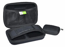 Phonak Large Black Hearing Aid / Accessories Storage Box & Travel Case Brand New