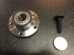 REAR WHEEL BEARING HUB KIT VW GOLF MK5 MK6 JETTA MK3 MK4 - PDK1326 - CHOICE OF 2