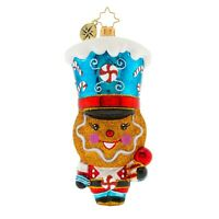 Christopher Radko *NEW* DEFENDER OF THE NORTH POLE Christmas Ornament 1020125
