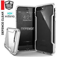 X-doria iPhone 8 Plus/7 Plus Case, iPhone 7 Plus & iPhone 8 Plus Defense Clear