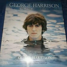 georges harrison living in the material world