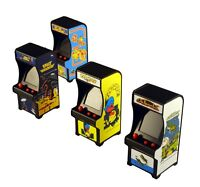 World's Smallest Tiny Arcade (Lot of 4) - New