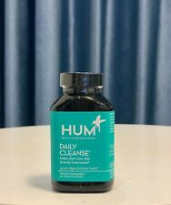 HUM Nutrition Daily Cleanse helps cleanse skin, body - 60 Caps - EXP 07/2022