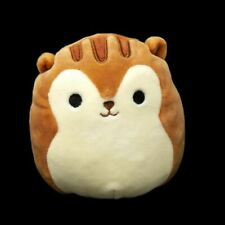 "Kellytoy Squishmallows Squirrel Stuffed Animal Plush Toy 6"""