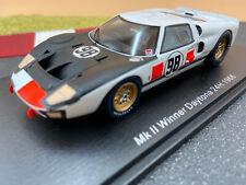 1/43 Ford MkII #98 K.Miles/L.Ruby Sieger 24h Daytona 1966 SPARK 43DA66 OVP !