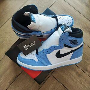 Nike Air Jordan 1 High OG University Blue / UNC - UK 10 / US 11 - Top Seller ✅