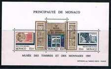 Monaco 1995 Yv N°BF69 Mnh**  Opening post- and coinmuseum