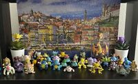 pokemon action figures lot of 39 Tomy  C.G.T.S.J, Bandai 1999 And Auldey Tomy