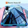 COVER per Xiaomi Redmi Note 8T CUSTODIA ELECTRO + PELLICOLA VETRO TEMPERATO 9H