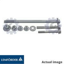 NEW REPAIR KIT WHEEL SUSPENSION FOR BMW 7 E65 E66 E67 M54 B30 M57 D30 LEMFORDER