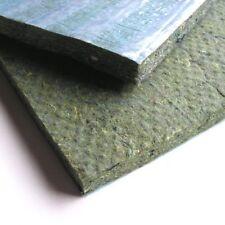 Oldtimer Innenraum Dämmung Dämmmatte 80x60cm grün wie vor 50 Jahren 12mm