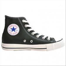 Converse Chuck Taylor All Star High Blk Number Num-45