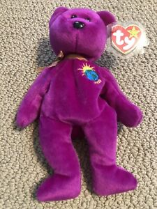 1999 TY Beanie Baby Millennium Mint With Tags