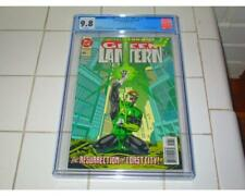 GREEN LANTERN #48 1994  CGC 9.8 WHITE PAGES 1ST APPEARANCE OF KYLE RAYNER MARZ