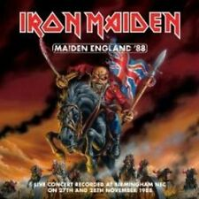 Iron Maiden - Maiden England 88 (NEW 2 x CD)