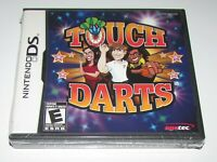 Touch Darts for Nintendo DS Brand New! Fast Shipping!