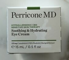 Perricone MD Soothing & Hydrating Eye Cream 0.5 mL, New In Box, Free Shipping