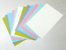 3M Wet or Dry Polishing Papers 1/2 Sheets - 6 Grades 2 each -Total 12 Pcs