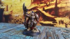 WARHAMMER Forge World Legio custodes SCUDO CAPITAN PRO PAINTED MADE to Order
