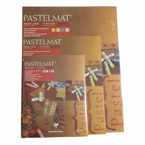 soft pastel paper card pastel drawing sketch art pad book chalk professional