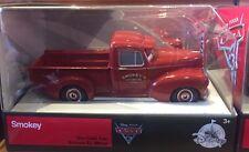 "Smokey Cars 3 Pixar Disney Store 4-1/2"" Diecast NEW"