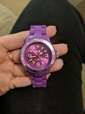 Ice-Watch - ICE solid Purple - Womens wristwatch with plastic strap - 000620