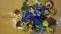 DISNEY PINS 40 DIFFERENT PINS CL, LE, HM & CAST  Fastest USA shipper MIXED lot