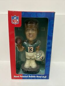 DAN MARINO #13 Hand Painted NFL Licensed Bobblehead By Bobble Dobbles NEW IN BOX