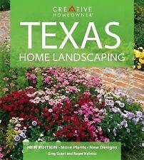 Texas Home Landscaping - Good - Holmes Mr., Roger - Paperback