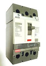 ACW125P-FTU40-3 - SHAMROCK CIRCUIT BREAKER, MOLDED CASE, 3 POLE, 40 AMPS