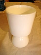 Milk Glass Egg Cup 8704