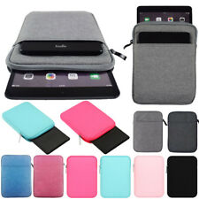 Universal Sleeve Pouch Carry Tablet Protective Zipper Bag Case Cover for iPad