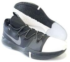 Size 18 Nike Kobe AD Exodus White Toe Oreo Black White Mamba Shoes (AR5515-002)