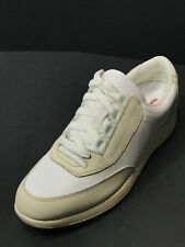 Hush Puppies Women's Classic Walker Leather  Fashion Sneaker Size US 7 W/ EUR 38