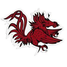 USC UNIVERSITY OF SOUTH CAROLINA Large Gamecock Decal