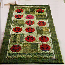 Fresh Cut Quilts from the Garden Quilters World Spring 2011 Magazine w Patterns