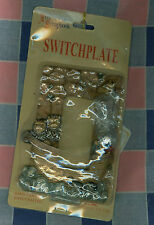 Nip Noah's Ark Dimmer Switch Plate Switchplate About 5 x 4 Inches
