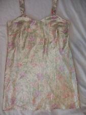 Chanteuse Intimate Sleepwear Short Night Gown Flowers Womens M  Medium