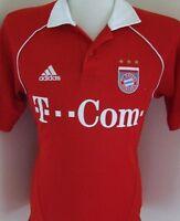 Adidas Trikot FC Bayern München [XL] Home Saison 2005-2006. FCB Rarität. NEU