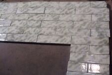 Complete Set Vintage Antique Fireplace Tile Tiles Mantle Lot American Encaustic