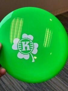 Kastaplast K1 Gote Poison Green Klover 178g -- Brand New -- Uncommon!