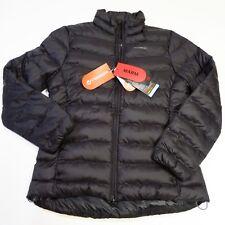 $225 Merrell Women's Glacial Ascent Thinsulate Jacket Size Medium Black NWT